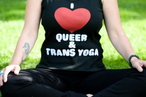 queer and trans yoga