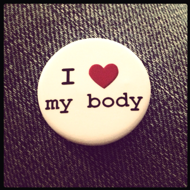I Love My Body